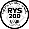 Logo di Yoga Alliance